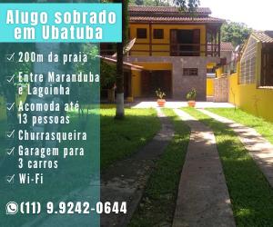 Casa Ubatuba Cátia